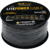 Wire Roll, 18AWG, 6-Conductor, Black, 100 ft. (Flat)