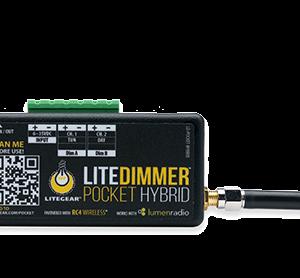 LiteDimmer Pocket Wireless Dimmers